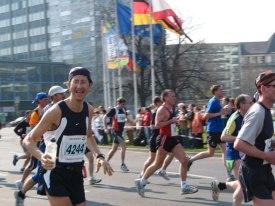 Berlin yarı Maratonu